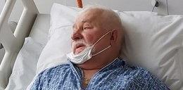 """Lech Wałęsa ma powikłania po cukrzycy. """"Możliwa jest amputacja stopy"""""""