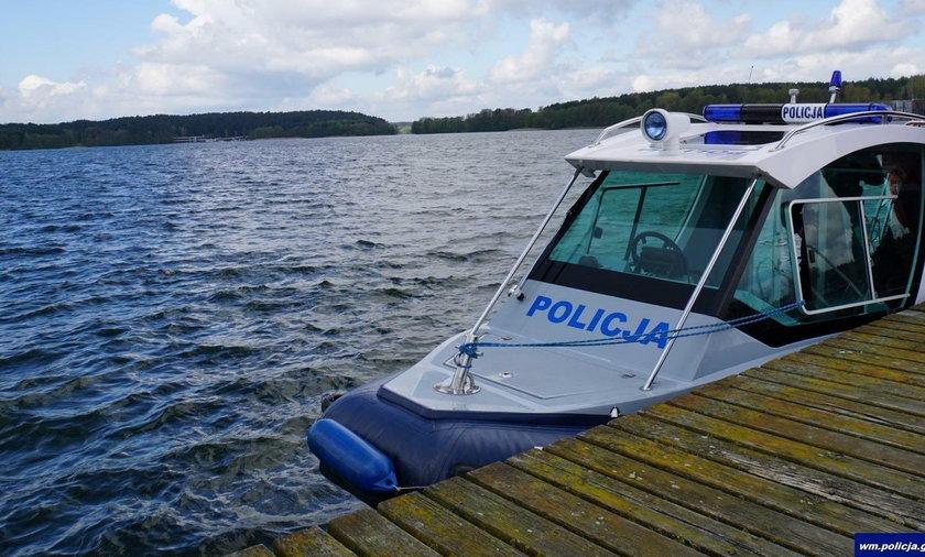 Ełk: dwóch mężczyzn utopiło się w Jeziorze Ełckim