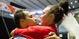 Z nią Drzyzga świętował zwycięstwo. Romantyczne zdjęcia
