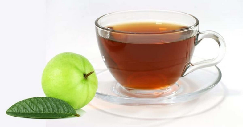 Guava leaves tea help to reduce itchiness [agrihome]