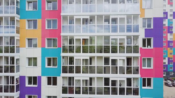 Osiedle, mieszkania, bloki