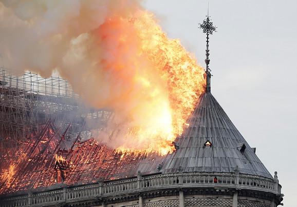 Katedrala Notr Dam u Parizu