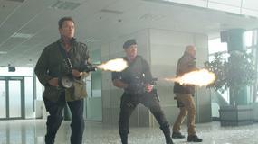 Stallone, Willis i Schwarzenegger urządzają demolkę