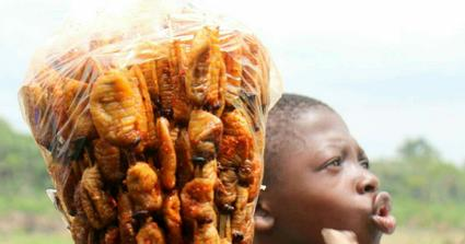 15 unconventional foods that Nigerians eat [ARTICLE] - Pulse Nigeria