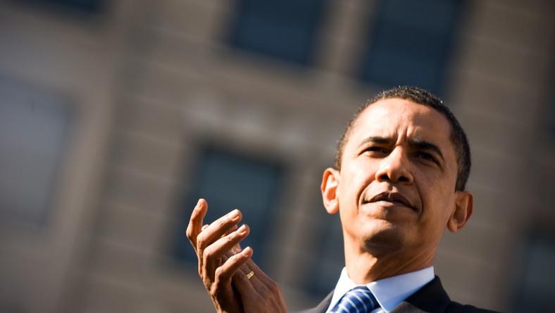 Telewizyjna wpadka Baracka Obamy