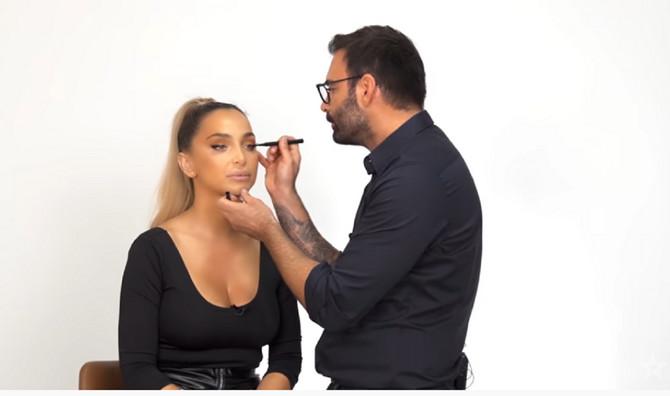 Maja Berović i šminker Dragan Vurdelja: Maya Beauty Line proizvodi krasio fantastičan intenzivan kolorit