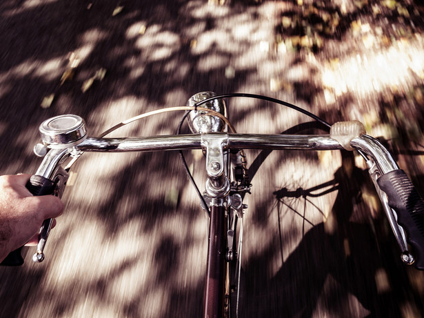 Rower nie jest pojazdem mechanicznym wprawianym w ruch za pomocą sił przyrody