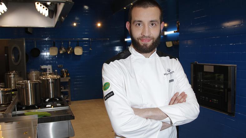 Hells Kitchen Piekielna Kuchnia łukasz Kawaller