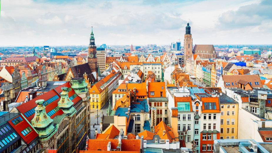 Powstał projekt budżetu Wrocławia  na przyszły rok.