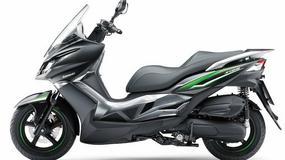 Premiery EICMA 2015: skuter Kawasaki J125