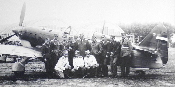 Piloti Šestog puka