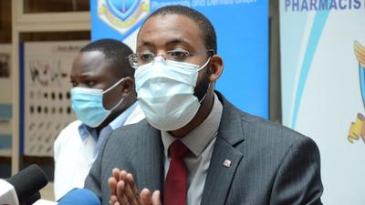 Kenyan Doctors call off strike after agreement with CS Mutahi Kagwe