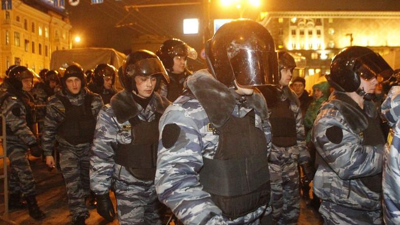 Po wyborach parlamentarnych w Rosji odbyło się wiele opozycyjnych demonstracji
