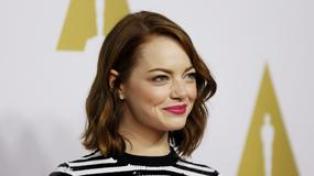 "Emma Stone i Steve Carell w filmie ""Battle of the Sexes"""