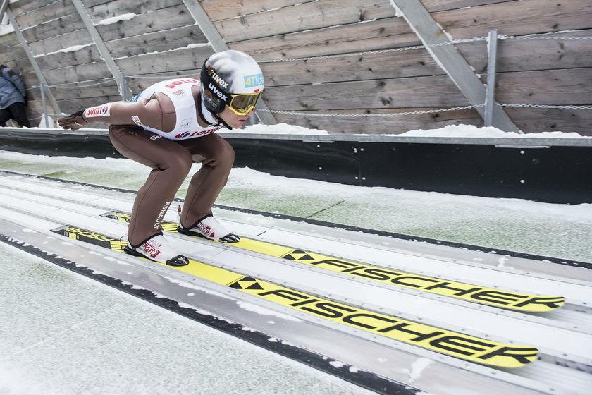Skoki narciarskie. Mistrzostwa Polski. 26.12.2018