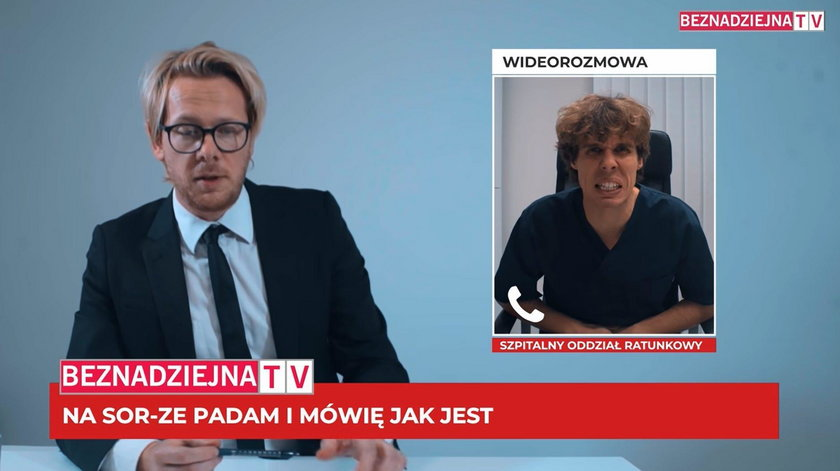 """Kazik i zespół Satori w utworze """"Odział beznadziejnych przypadków"""""""