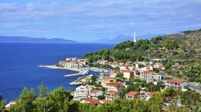 Płoną lasy w Dalmacji - ewakuowano niektóre hotele