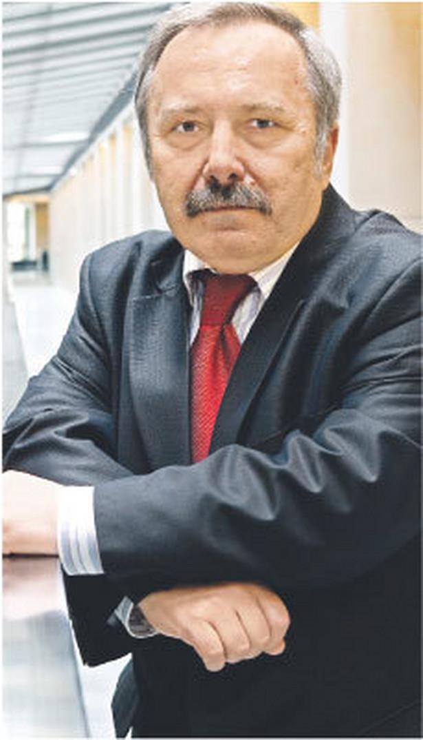Jacek Brolik, sędzia NSA, autor publikacji z zakresu podatków dochodowych oraz procedury podatkowej Fot. Wojciech Górski