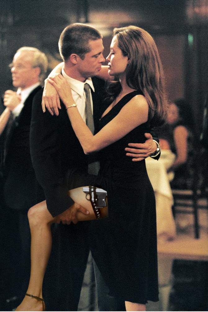 Poljubac za Novu godinu