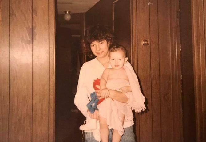 Moja mama je uvek bila brižna i posvećena