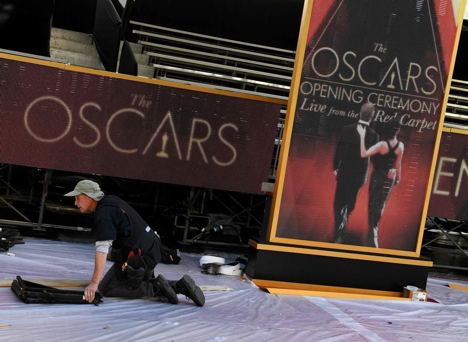 34,4 miliona widzów - to widownia ubiegłorocznych Oscarów. Był to najsłabszy wynik od 2008 roku.