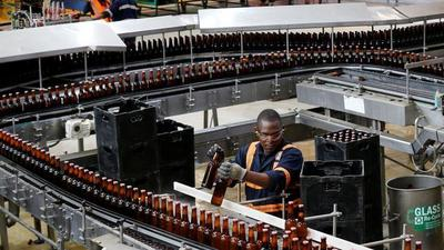 Kenya's burgeoning middle class with exotic tastes keep liquor manufactures on their toes even as bars remain closed over Covid-19