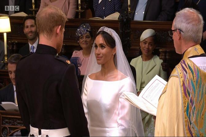 Megan četiri i po meseca nakon venčanja otkrila važnu TAJNU ceremonije: Nalazi se na ovoj slici, možete li da pogodite gde?