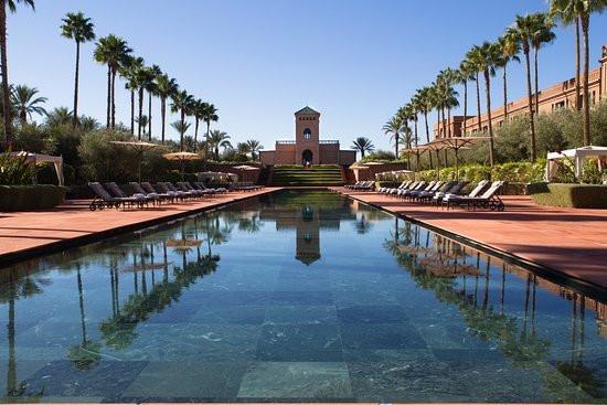 Selman Marrakech in Marrakech, Morocco