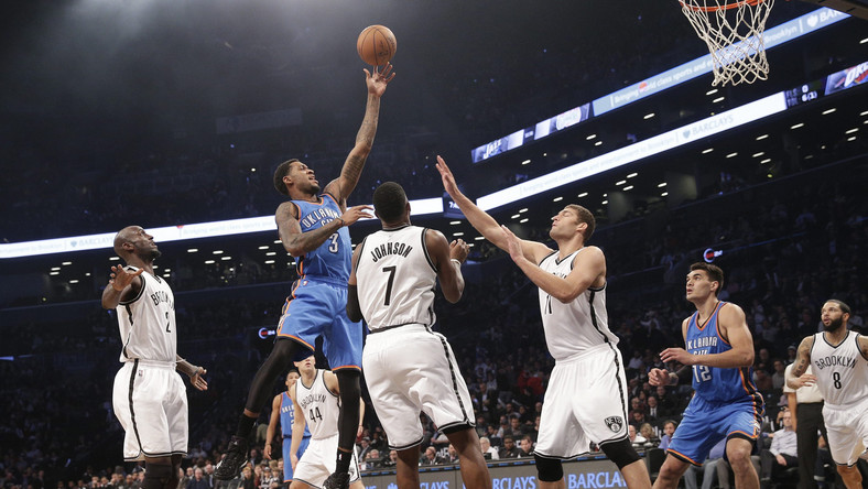 Brooklyn Nets - Oklahoma City Thunder 116:85