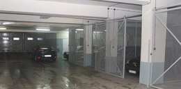 Wojewoda remontuje sobie garaż, a o petentów nie dba