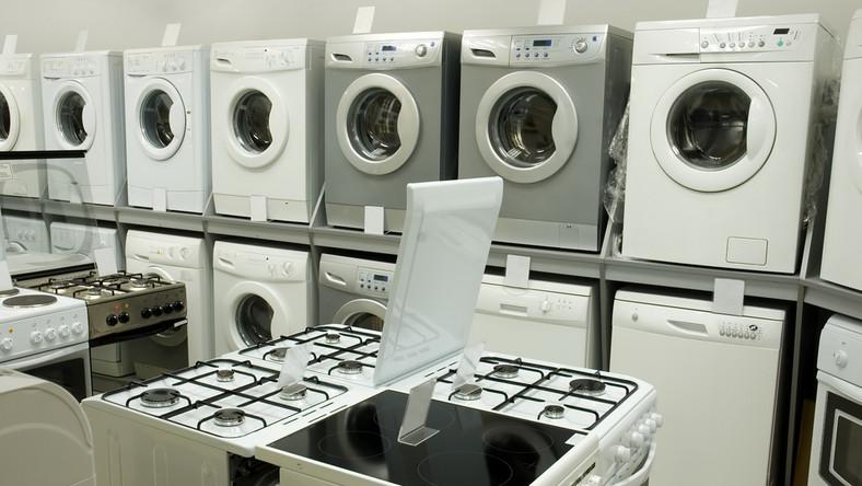 pralki, kuchnie, sprzęt AGD