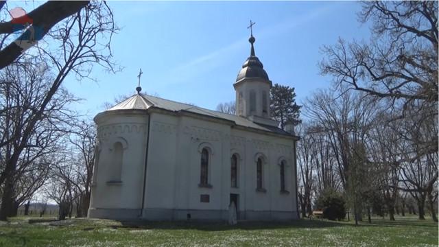 Crkva svetog Ilije u selu Markovac