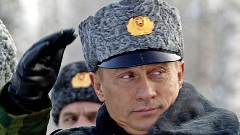Władimirowi Putinowi wciąż marzy się prezydentura