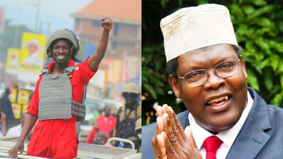 Museveni will steal the election & try to impose himself- Miguna's message to Bobi Wine