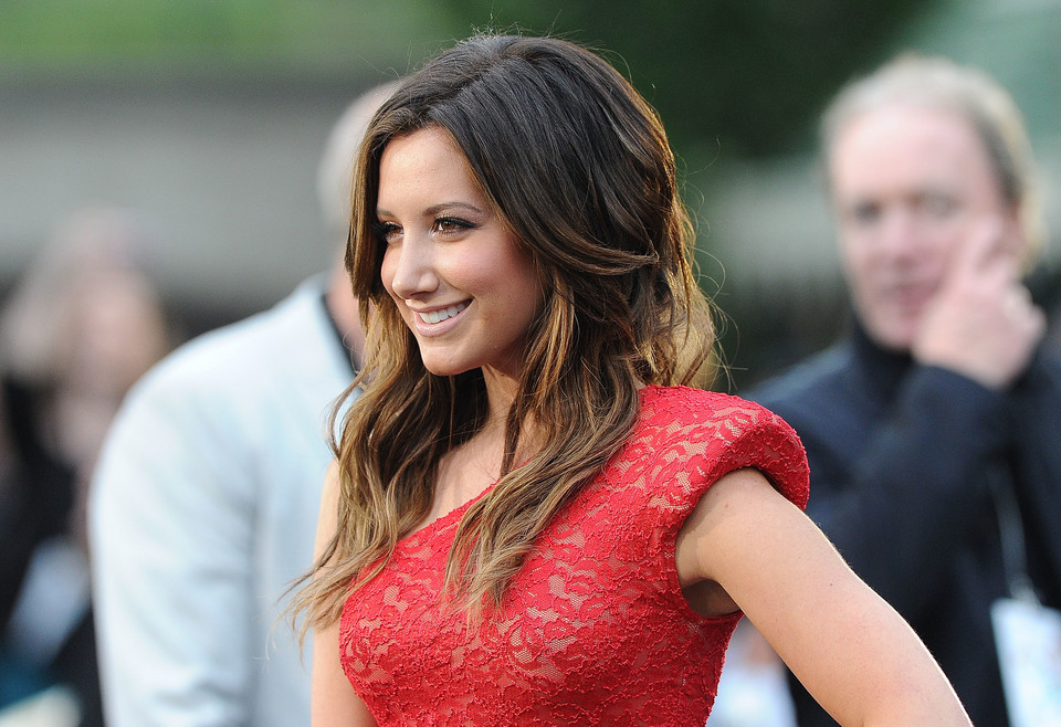 Ashley Tisdale w 2011 roku