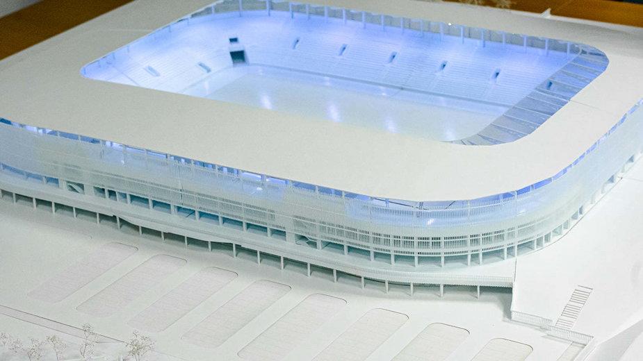 Nowy stadion w Płocku [Wizualizacja]