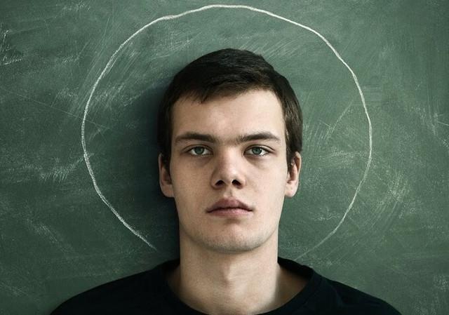 """Petar Skvorcov na plakatu filma """"(M)učenik"""""""