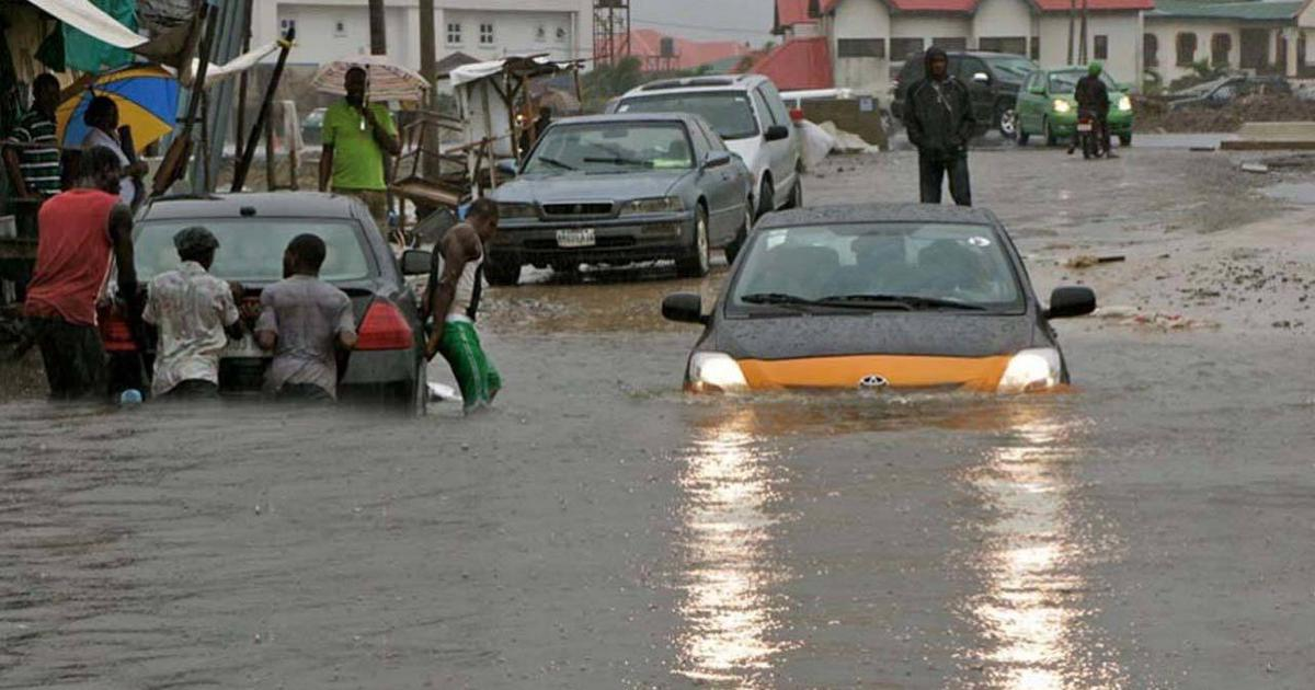 Flood may persist in Ikoyi and VI areas, Lagos warns - Pulse Nigeria
