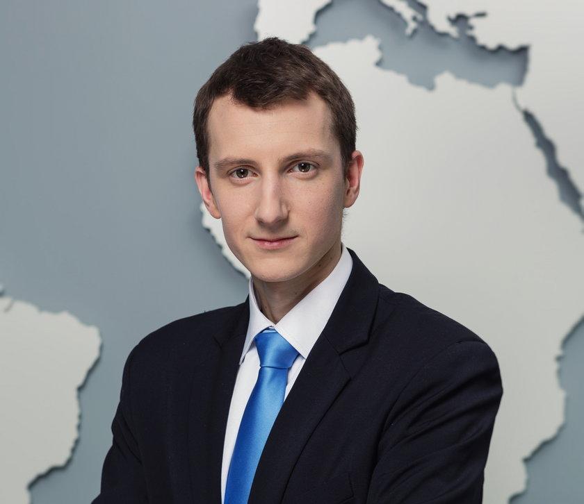 Andrzej Kubisiak, ekspert rynku pracy w Work Service S.A.