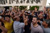 irak demonstracije basra