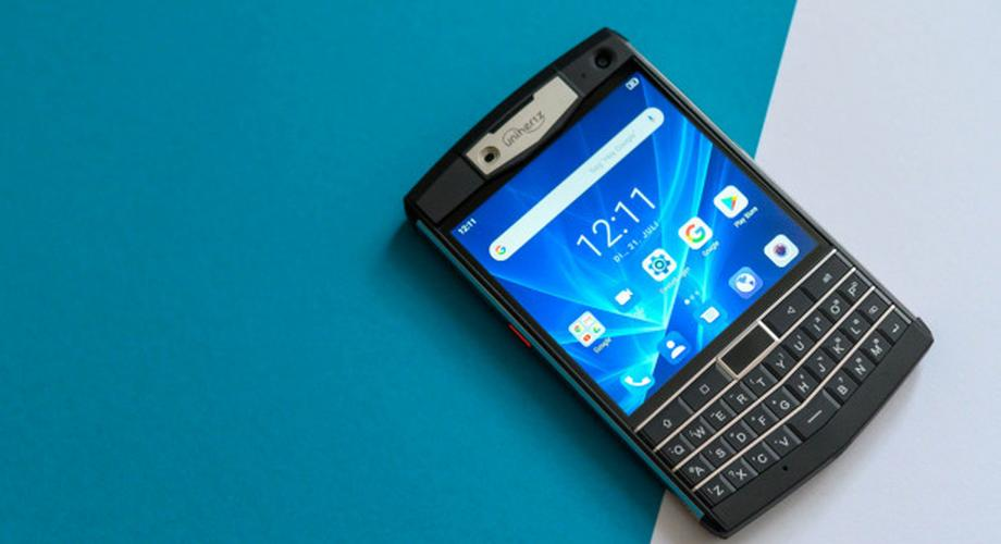 Unihertz Titan: Blackberry-Erbschleicher im Test