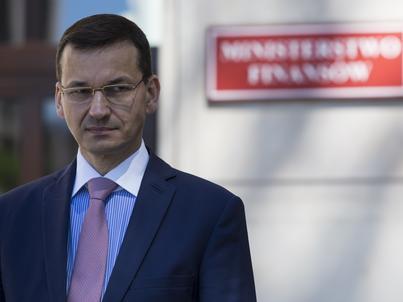Resort Morawieckiego wycofuje się z kontrowersyjnego pomysłu dotyczącego podatków