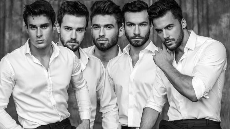 Finaliści konkursu Mister Polski 2017