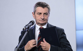 Przy Kaczyńskim zasada 'mierny, bierny, ale wierny' została podniesiona do rangi cnoty