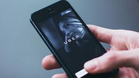Uber zamrozi środki na naszym koncie jeszcze przed jazdą