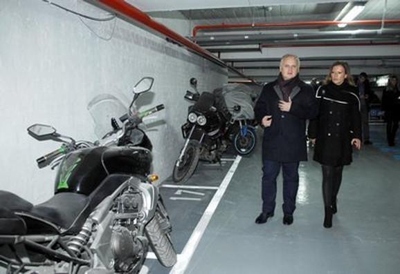 Goran Vesić obišao završene radove