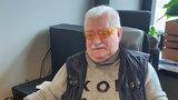 """Pierwszy wywiad z Wałęsą po operacji. """"Czy boli? Oczywiście. Ale ja trenuję ból. Bo przecież niedługo będę przechodził do wieczności..."""""""