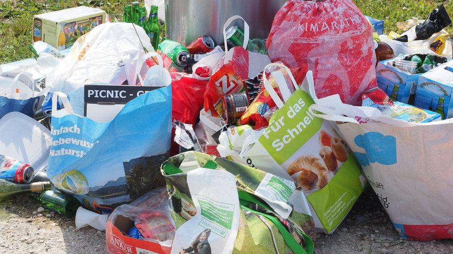 Śmieci z Austrii trafiły do Polski