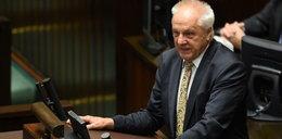 Niesiołowski przerywa milczenie. Ostro atakuje szefa PO