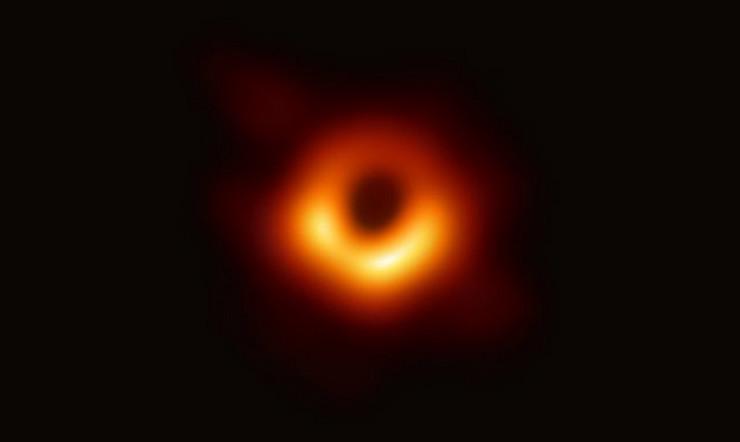 Crna rupa u Mlečnom putu
